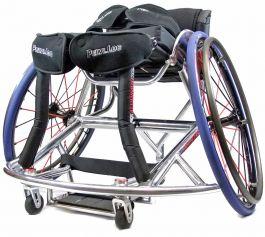 RGK ELITE - Fauteuil roulant multisports en aluminium