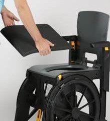 Assise de siège WheelAble