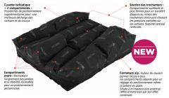 Assise modulaire évolutive Vicair LIBERTY AVEC COUSSIN VECTOR 02 - Accessoire pour fauteuil roulant