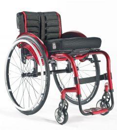 Quickie ARGON2 - Fauteuil roulant réglable en aluminium