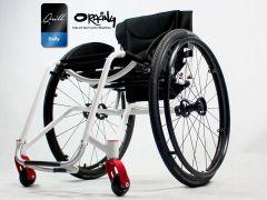 Oracing QUILL - Fauteuil roulant rigide en aluminium