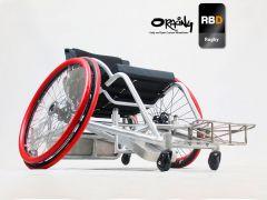 Oracing G2 Défensif - Fauteuil roulant de quad rugby en aluminium