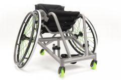Ryder ELITE CLUB BADMINTON - Fauteuil roulant de badminton en aluminium