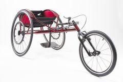 FLYING START - Fauteuil roulant d'athlétisme en aluminium