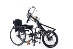 QUICKIE ATTITUDE - Handbike à clamper pour fauteuil roulant