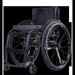 RGK TIGA F2 - Fauteuil roulant rigide en aluminium ou titane