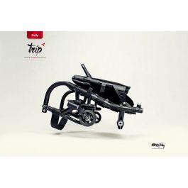 Oracing TRIP - Fauteuil roulant rigide et pliant en aluminium