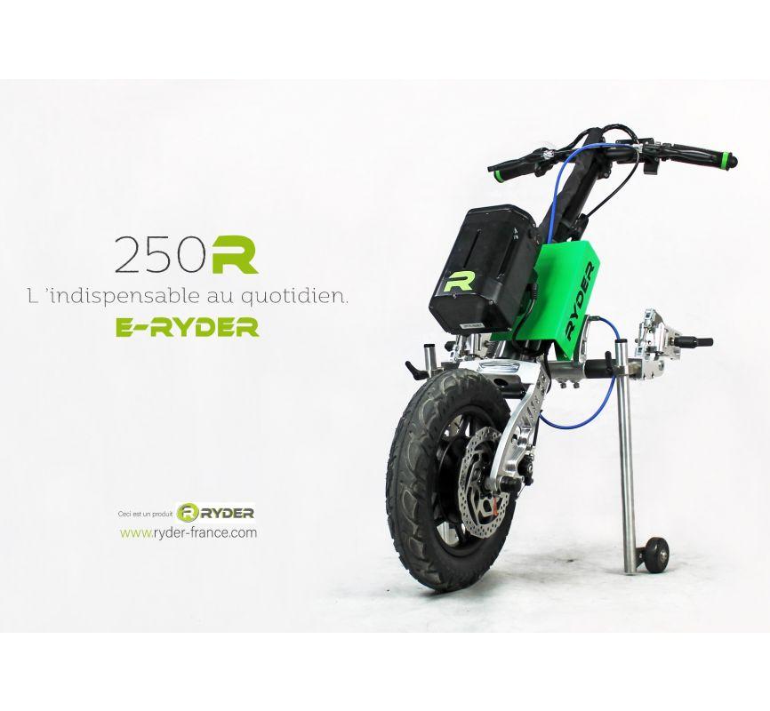 E-RYDER 250R - 3ème roue électrique pour fauteuil roulant