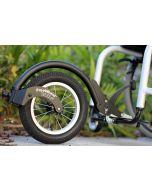 Freewheel - 3ème roue tout terrain pour fauteuil roulant