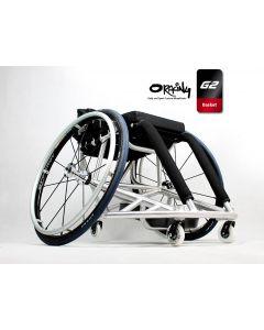 Oracing G2 Basketball - Fauteuil roulant multisports en aluminium