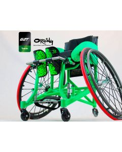 Oracing G2 Tennis - Fauteuil roulant de tennis en aluminium
