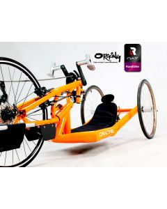Oracing Nat-R - Handbike en aluminium