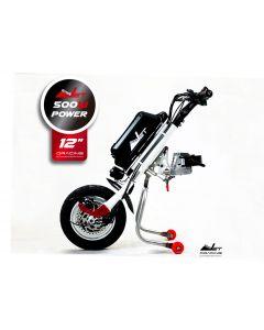 """Oracing STREETJET power 12"""" - 3ème roue électrique pour fauteuil roulant"""