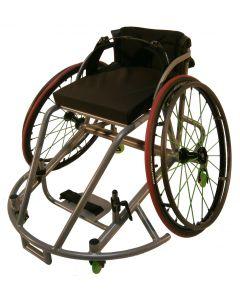 Ryder ELITE CLUB PIVOT - Fauteuil roulant multisports en aluminium