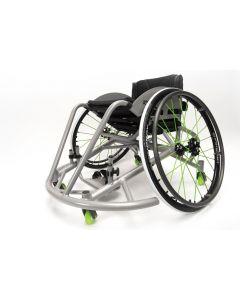 Ryder ELITE CLUB - Fauteuil roulant multisports en aluminium