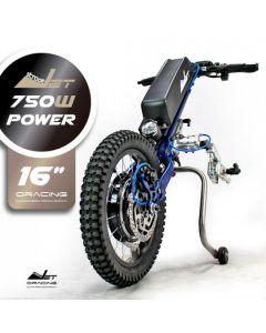 """Oracing STREETJET power 16"""" - 3ème roue électrique pour fauteuil roulant"""