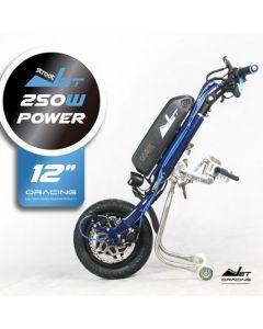 Oracing STREETJET ultralight - 3ème roue électrique pour fauteuil roulant