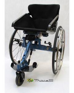 TraceS - Le fauteuil à trois roues de chez Mouvly