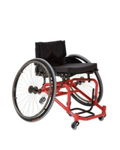 Top end PRO 2 ALL - Fauteuil roulant multiports en aluminium