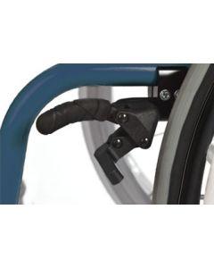 Paire de frein à pousser composite - Accessoire pour fauteuil roulant