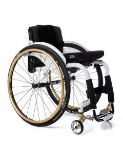 Quickie HELIUM - Fauteuil roulant rigide  en aluminium
