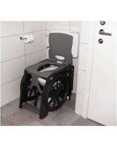 Fauteuil pliant toilettes et douches WheelAble