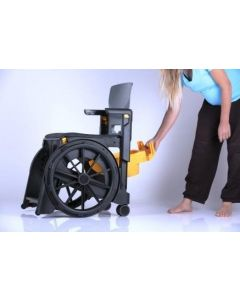 Seau de toilette - Option fauteuil WheelAble