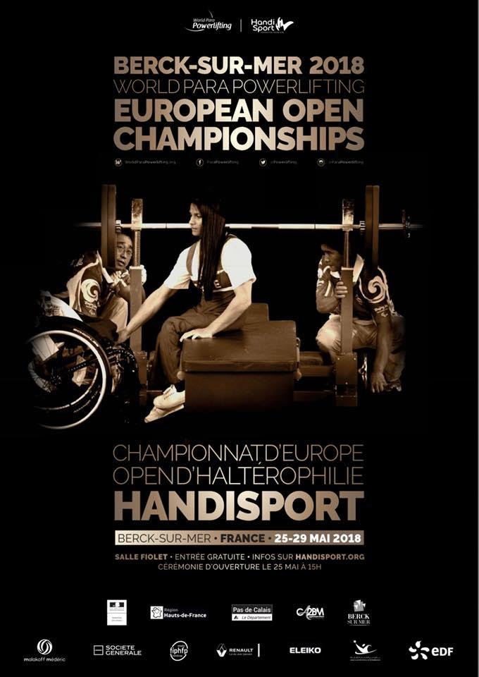 Championnat d'Europe d'Haltérophilie Handisport