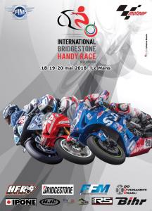 International Bridgestone Handy race